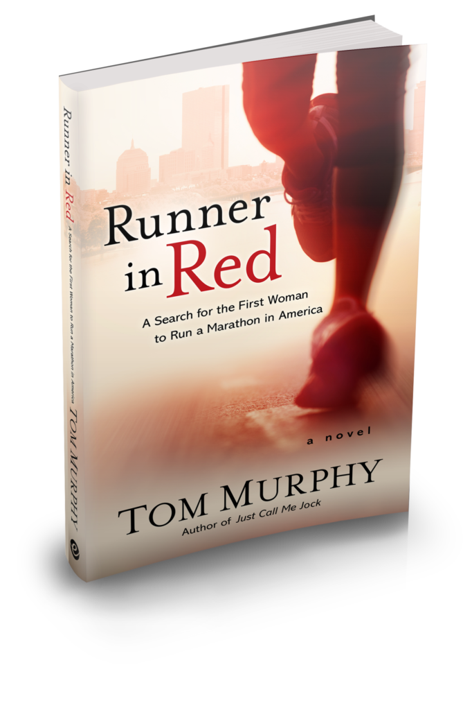 Runner in Red Book