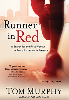 runner in red book cover